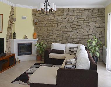 Pedras rustica para interior e exterior - Pared rustica interior ...